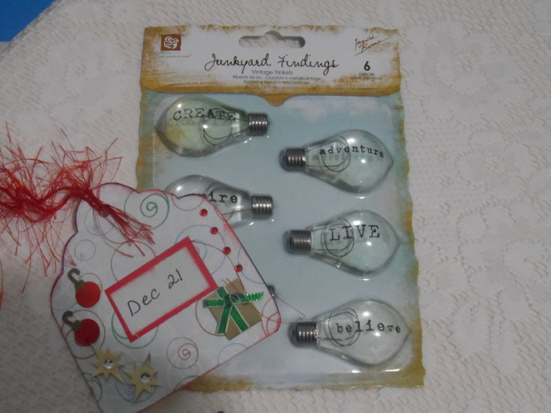 On the 8th Day of Christmas - 12 Day Swap