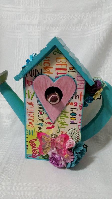 Believe Bird House