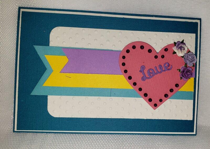 Sketch #5  Valentine Card