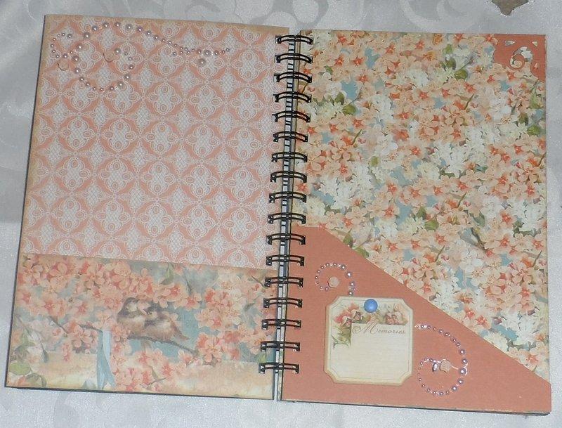 Graphic 45 Secret Gardens Album