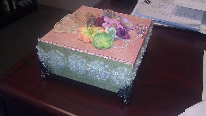 Cigar Box for Martica's Swap