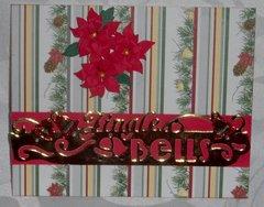 Jingle Bells Christmas Card