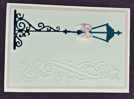 Lamp Post Card