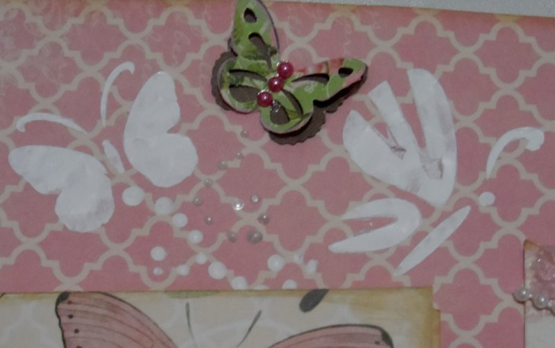 Shabby Chic Page Set