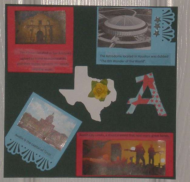 Texas 'A' LO for Texas Swap