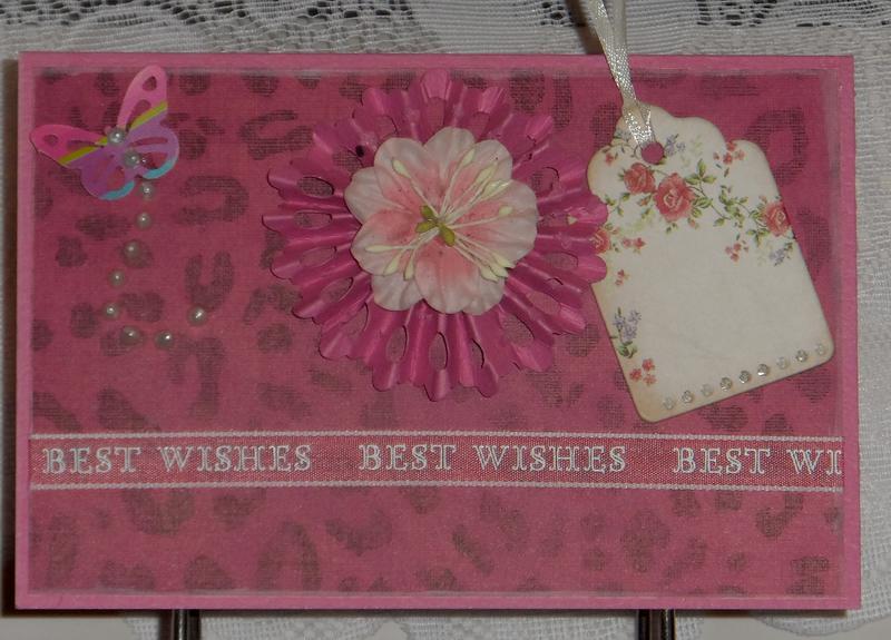 Girl Birthday Card