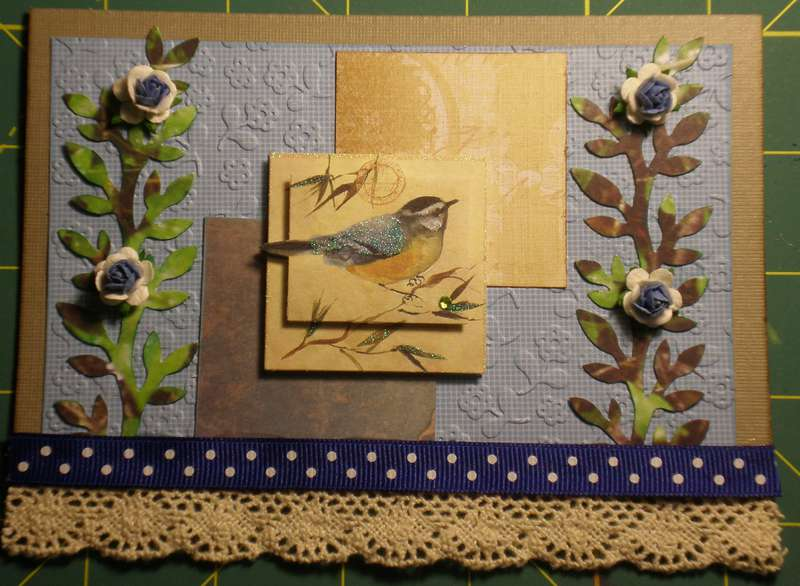 Happy Bird Card