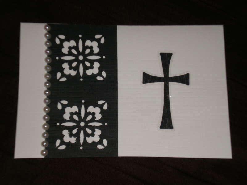 Card Religious