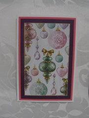 Sparkling Christmas Card  6