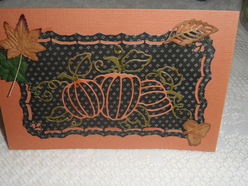 Simply Fall Card
