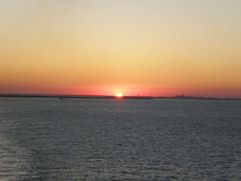 Amazing Sun Set