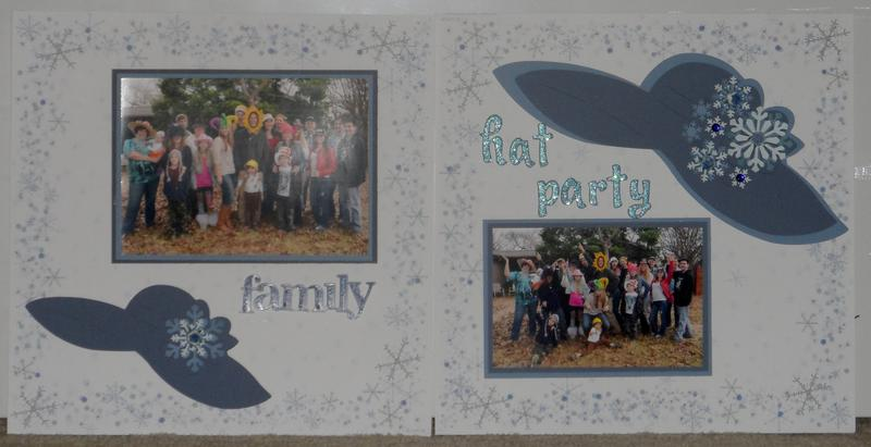 DBL Family Hat Party