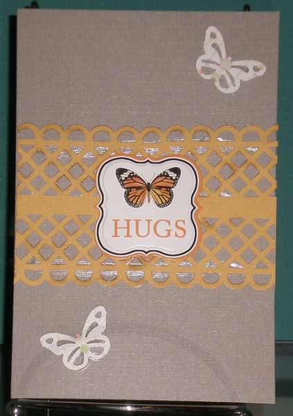 Hugs Note Card