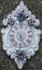 Dusty Attic Antiquities Clock