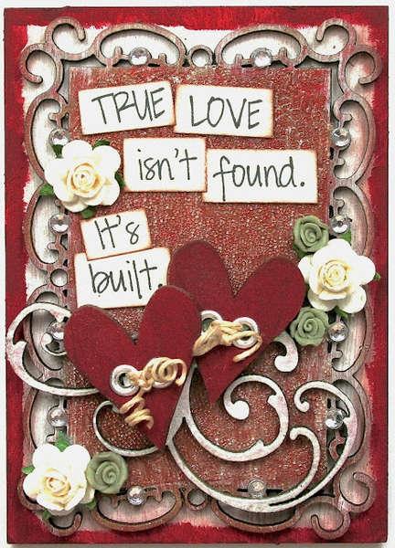 'True Love' ATC
