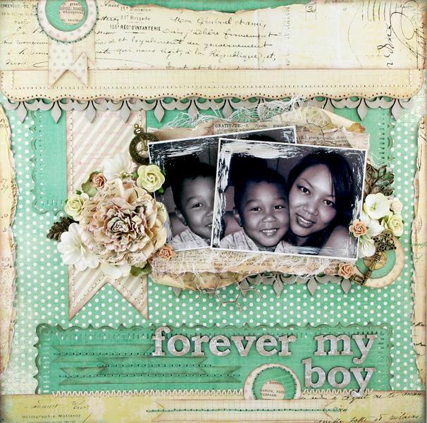 Forever My Boy