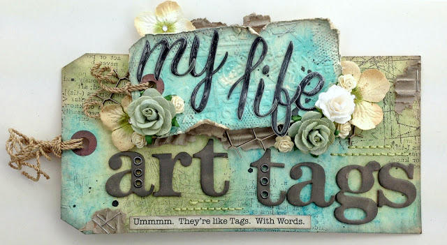 My Life - Art Tags