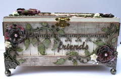 A Gift Box for Mistra
