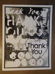 Graffiti Thank You