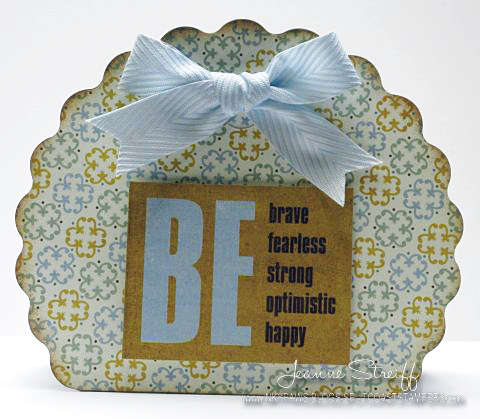 Be Brave Bag