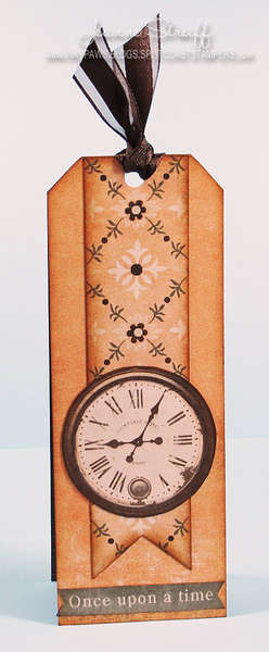 Time Bookmark Tag