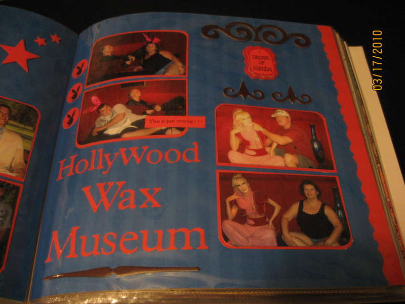Hollywood Wax Museum Page 2
