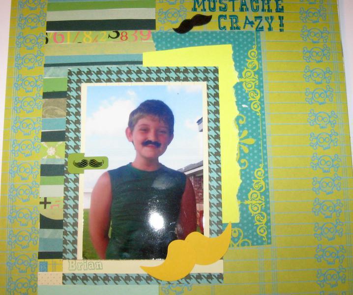 Mustache Crazy