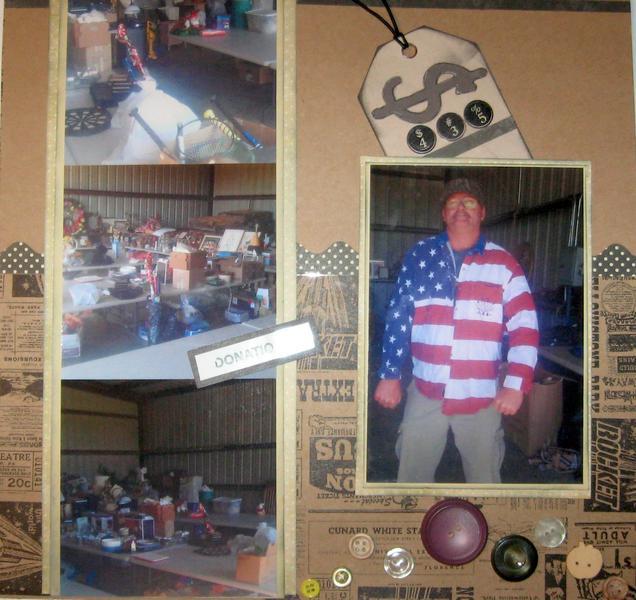 American Legion Annual Rummage Sale