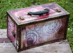 Decoupage Cargo Case