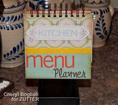 Kitchen Menu Planner