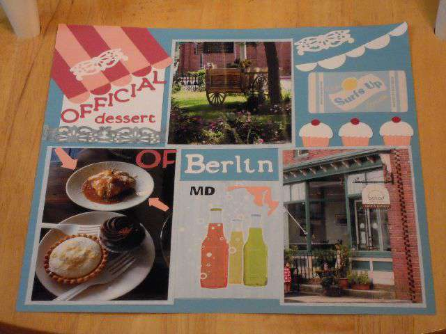 Official Dessert of Berlin, MD