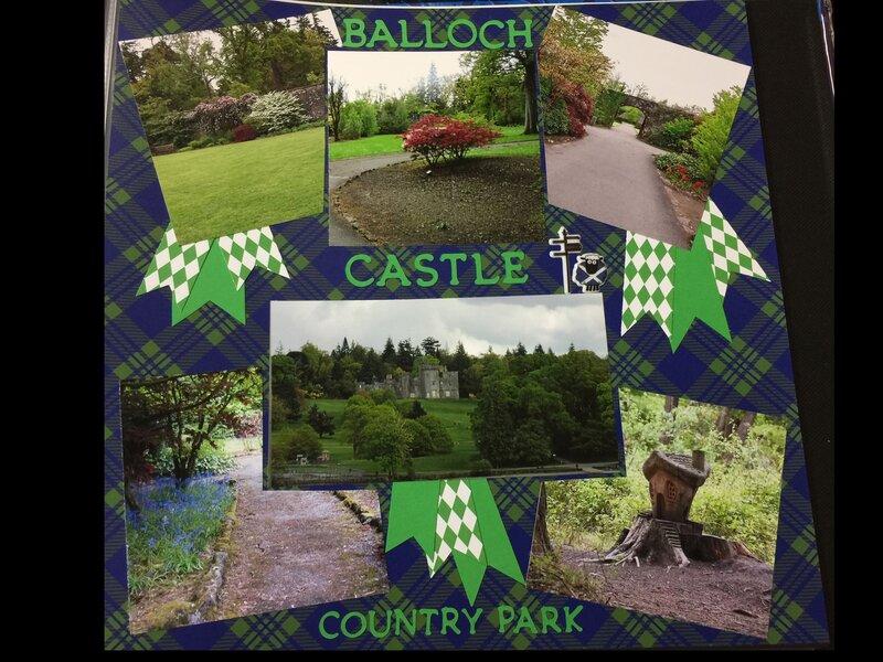 Balloch Castle Gardens