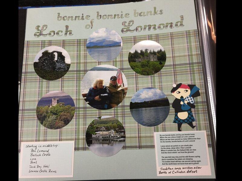 Bonnie Bonnie Shores of Loch Lomond