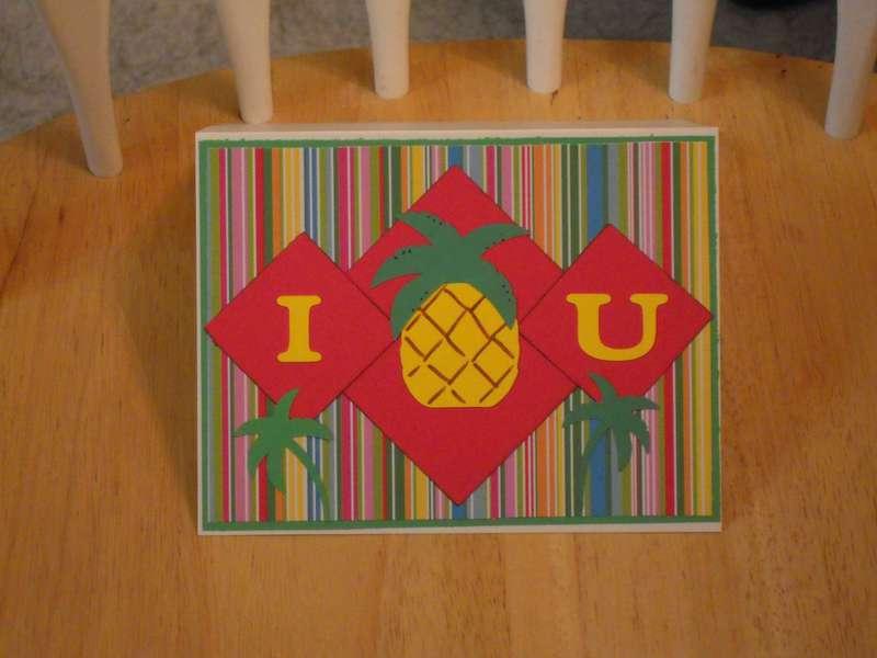 I Pineapple You