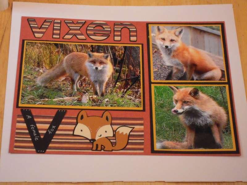 V for Vixen