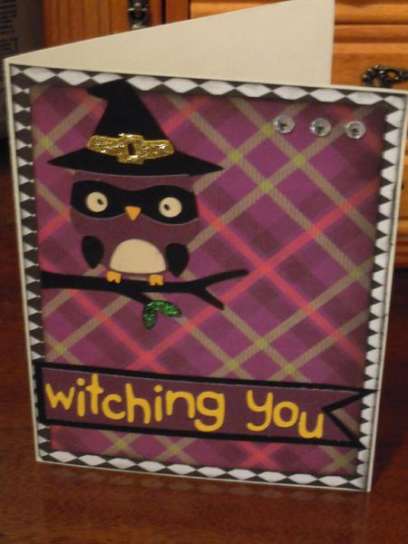 Witching you a happy birthday