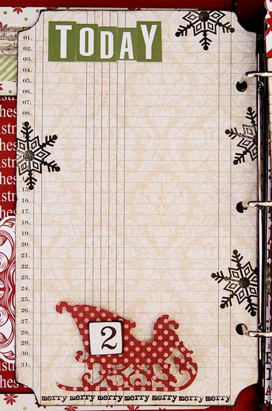 Teresa Collins Christmas Countdown - page 2