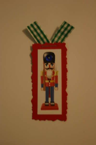Letter I Nutcracker--Christmas LOTW 2