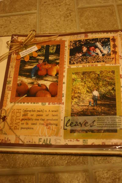 Fall 2005 Layout