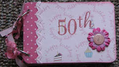 50th Birthday book