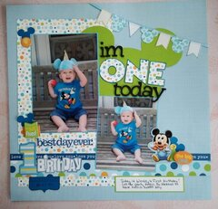 I'm One Today