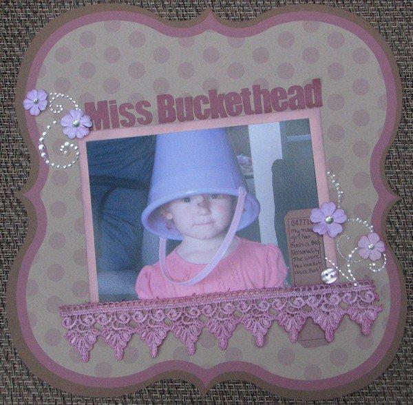 Miss Buckethead