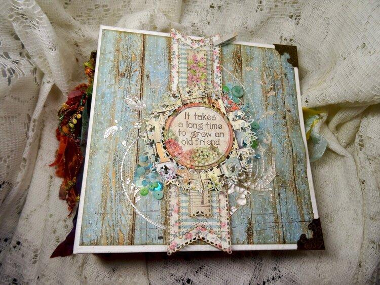 Stamperia Mini Album