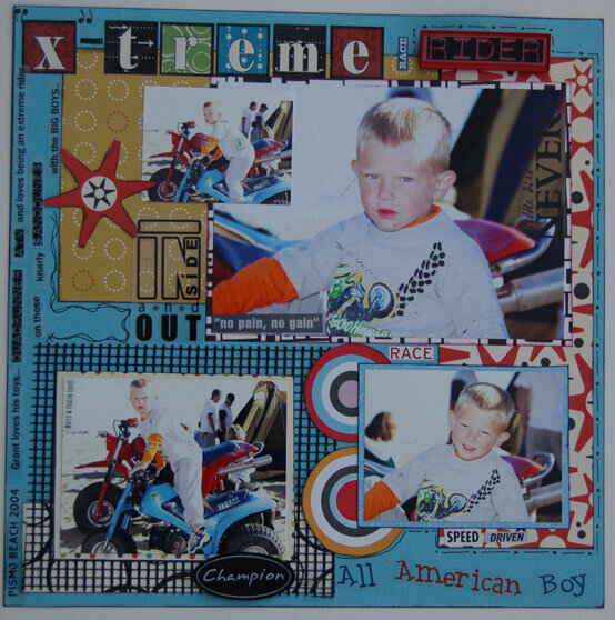 X-treme Rider