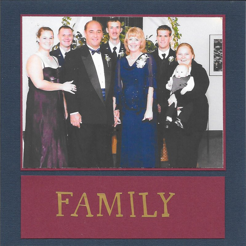 Groom's Family: Gigi Book Pg3
