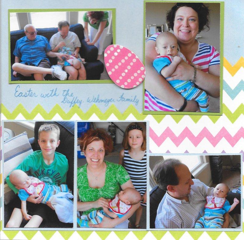 Meeting the Duffey / Wehmeyer Family
