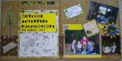 Outdoor Adventure Kaleidoscope DLO