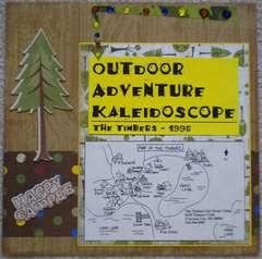 Outdoor Adventure kaleidoscope (left LO)