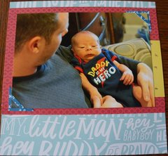 LM pg12: Daddy is My Hero
