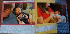 LM pgs 12 &13: Mom and Dad Love